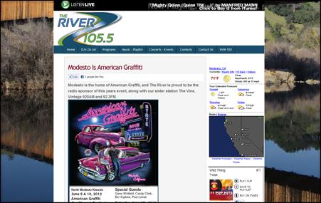 105.5 FM KRVR The River