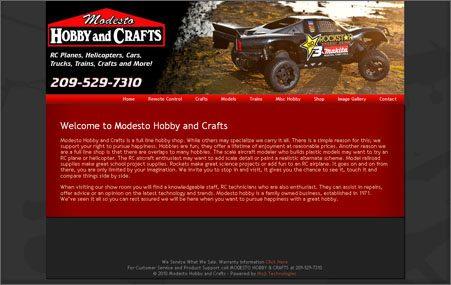 Modesto Hobby & Crafts